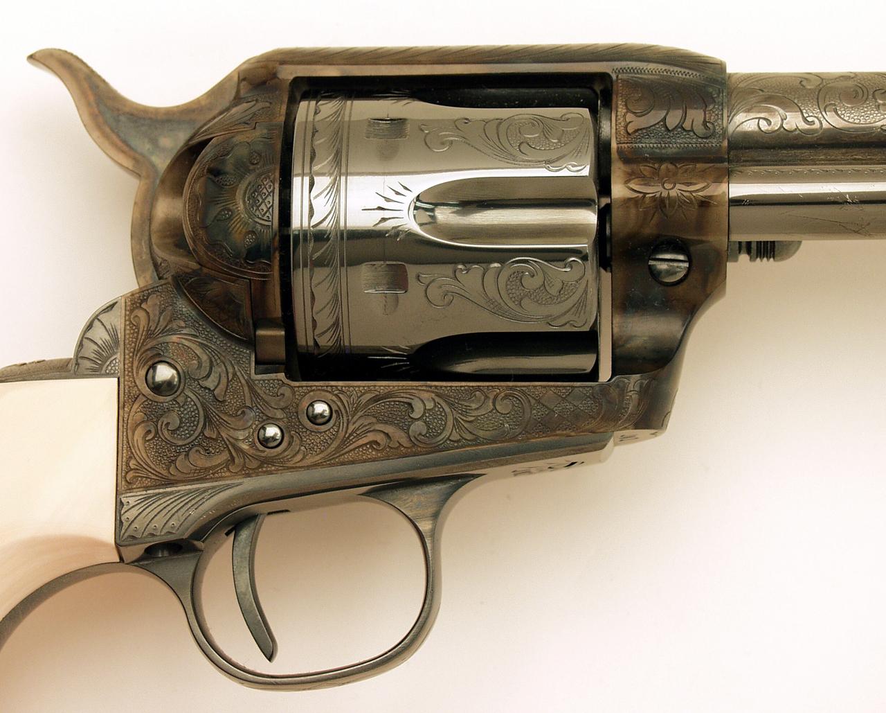 svart krut våpen